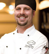 Executive Chef Charles d'Ablaing