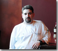 Chef Andrew Shrensker