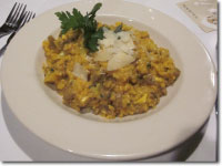 Risotto with Pumpkin & Italian Sausage