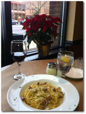 Vito's Spaghetti Carbornara