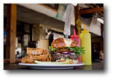 Pawley's Island Fripp Island Burger
