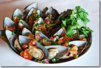 Mussels in Brazilian Vinaigrette Recipe