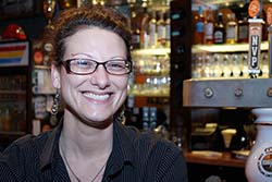 Andrea Maenle - Bar Manager