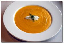 Sweet Potato and Leek Soup Recipe