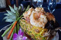 Luau Lobster