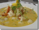 Tom's Seafood Chowder