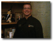 Executive Chef Mark Adams