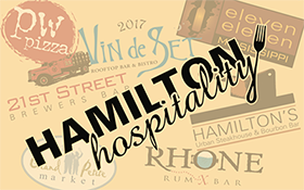 Hamilton Hospitality Gift Card